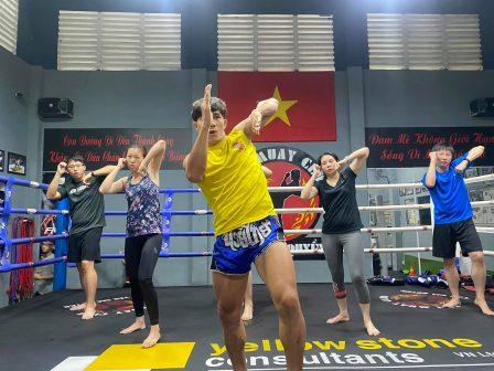 học Muay Thai