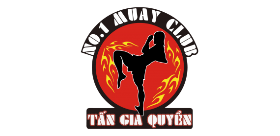 no 1 muay club logo